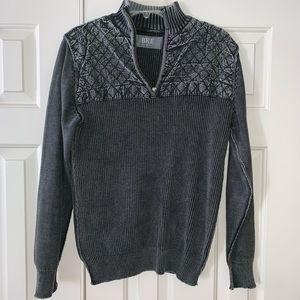 EUC BKE 1/4 Zip Sweater/Top Size M.